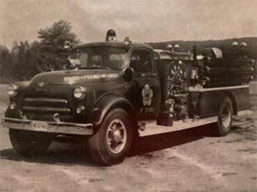 1955 Dodge Pumper